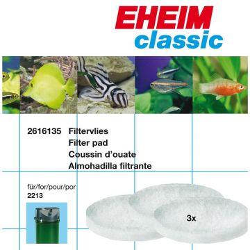 EHEIM Aquarium Filtervliese 2213 3Stück