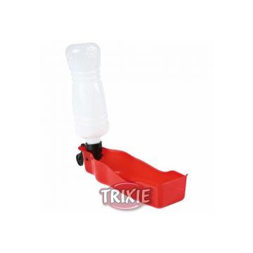 Trixie Trinkflasche mit Trinknapf 250 ml