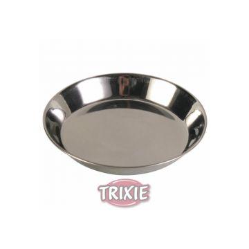 Trixie Napf, Katze, Edelstahl 0,2 l  13 cm