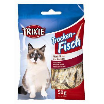 Trixie Trockenfisch für Katzen 50 g