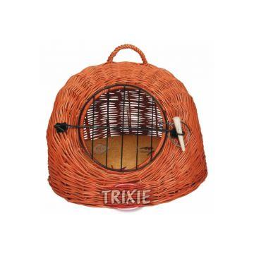 Trixie Korbhöhle mit Gitter  50 cm