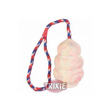 Trixie Jumper am Seil, Naturgummi 8 cm 30 cm