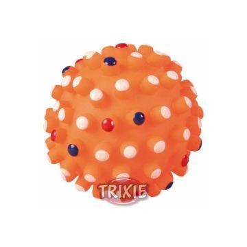 Trixie Igelball, große Noppen, Vinyl  6 cm