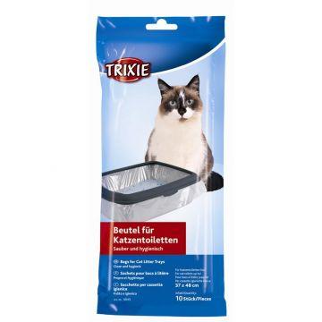 Trixie Katzentoilettenbeutel bis 37 × 48 cm, 10 St.