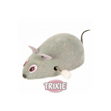 Trixie Aufzieh Maus 7 cm
