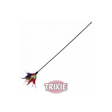 Trixie Spielstab mit Federn 50 cm