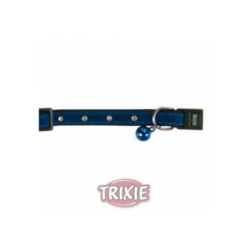Trixie Katzenhalsband mit Strassbesatz, Samt