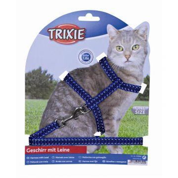 Trixie Katzengarnitur, reflektierend, Nylon