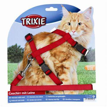 Trixie Katzengarnitur, große Katzen, Nylon