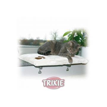 Trixie Liegeplatte Cosy Place 51 × 36 cm, grau