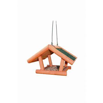 Trixie natura Futterhaus zum Hängen 30 × 18 × 28 cm