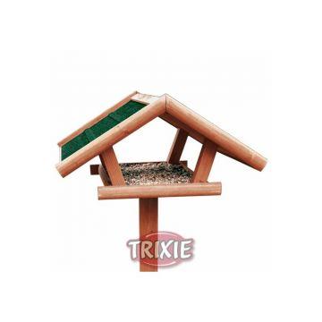 Trixie natura Futterhaus mit Ständer