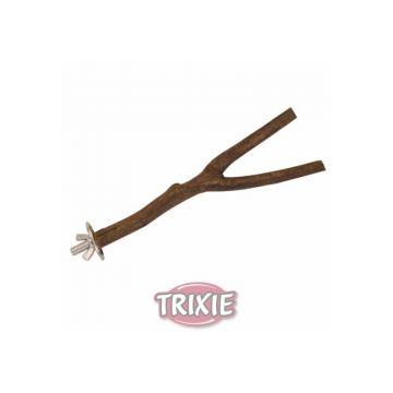 Trixie Natural Living Sitzstange, Y-Form, 20 cm/durchmesser 15 mm