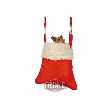 Trixie Kuschelsack für Hamster 11 14 × 12 cm