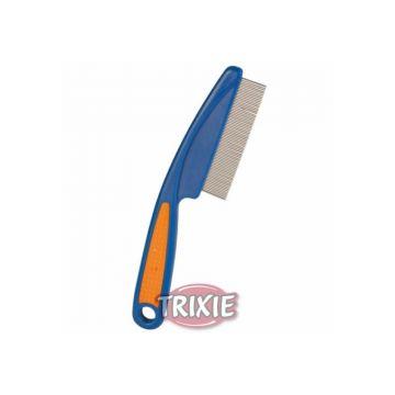 Trixie Kleintier Floh  und Staubkamm 15 cm