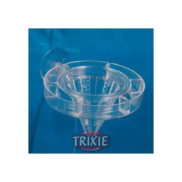 Trixie Futtersieb mit Saughalter  7 cm