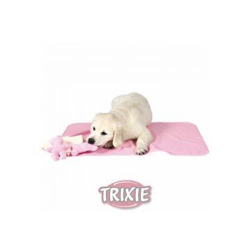 Trixie Welpen Set mit Decke, Spielzeug und Handtuch rosa
