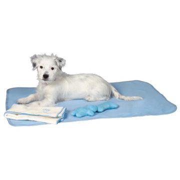 Trixie Welpen Set mit Decke, Spielzeug und Handtuch