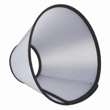 Trixie Schutzkragen mit Klettverschluss, L-XL: 50-58 cm/28 cm