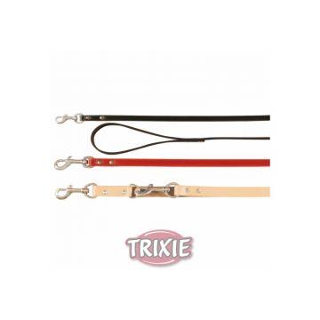 Trixie V Leine Basic S bis M: 2,00 m 13 mm, natur