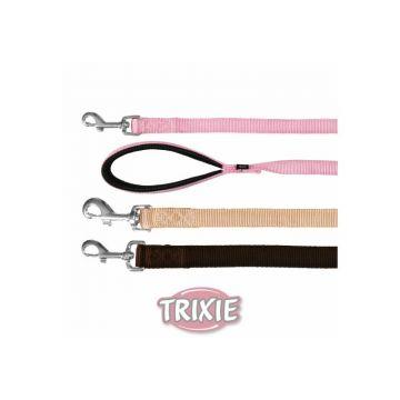 Trixie Premium Leine XS bis S: 1,20 m 15 mm, rot