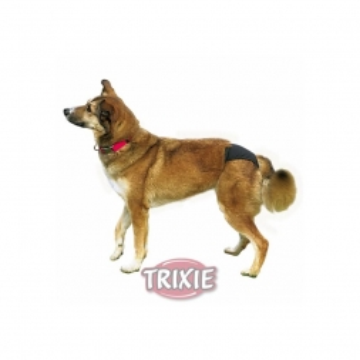 Trixie Schutzhöschen M: 40 bis 49 cm, schwarz
