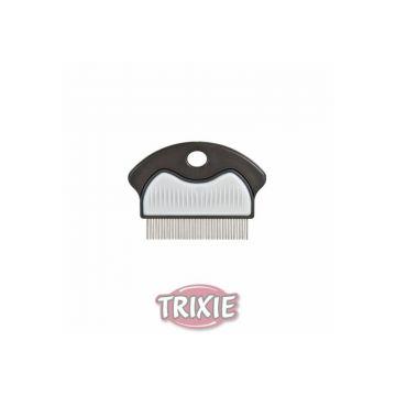 Trixie Floh  und Läusekamm, Metall 7 cm