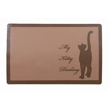 Trixie Napfunterlage My Kitty Darling 44 × 28 cm