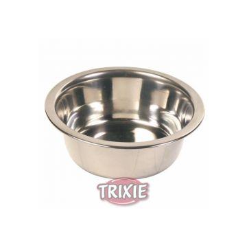 Trixie Edelstahlnapf 4,5 l  28 cm