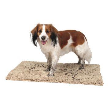 Trixie Schmutzfangmatte beige 80 x 55 cm