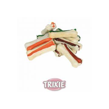 Trixie Denta Fun Dog Snack Mini Kauknochen 10 St. 230 g