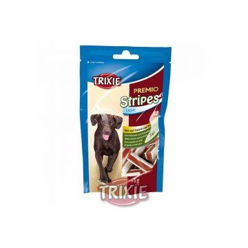 Trixie Premio Stripes, HühnchenundSeelachs 75 g