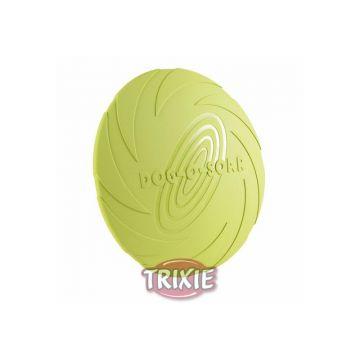 Trixie Dog Disc, schwimmt, Naturgummi  18 cm