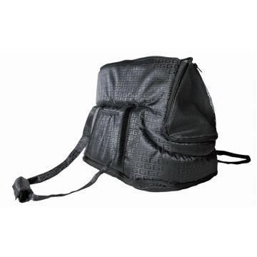 Trixie Tasche Riva, Nylon 26 × 30 × 45 cm, schwarz