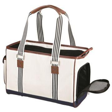 Trixie Tasche Elisa weiß 20 × 26 × 41 cm