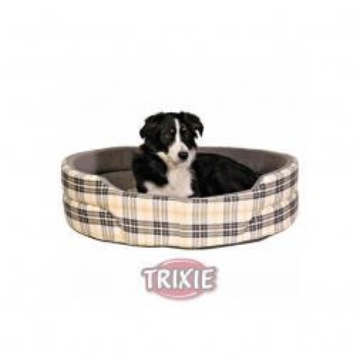 Trixie Bett Lucky 85 × 75 cm, beige grau