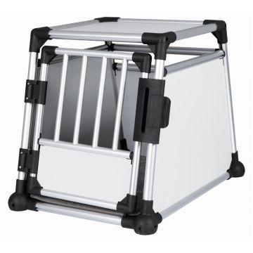 Trixie Transportkäfig, Aluminium 55 × 62 × 78 cm