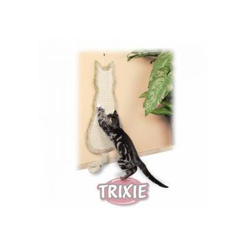 Trixie Kratzbrett Katze 35 × 69 cm, beige