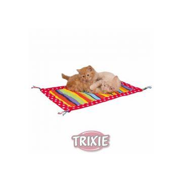 Trixie Spielmatte mit Fransen 55 × 37 cm