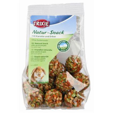 Trixie Bällchen mit Karotte & Erbse, 24-26 St./140 g