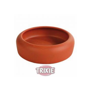 Trixie Keramiknapf mit abgerundetem Rand 250 ml  13 cm