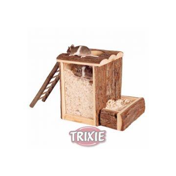 Trixie Natural Living Spiel-  und Buddelturm