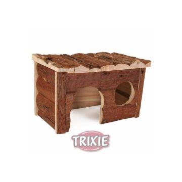 Trixie Natural Living Blockhaus Jerrik 50 × 25 × 33 cm