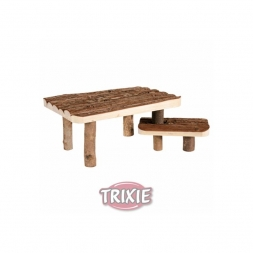 Trixie Natural Living Unterstand mit Treppe