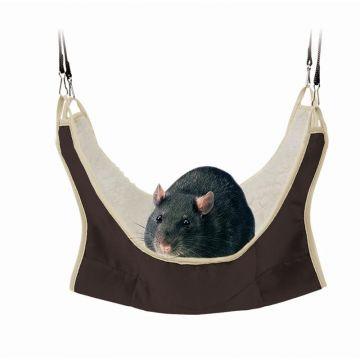 Trixie Hängematte für Ratten Kleinnager 30 × 30 cm