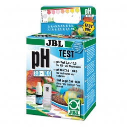 JBL pH 3,0-10,0 Test-Set