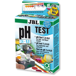 JBL pH 7,4-9,0 Test-Set (Recharge/Refill)