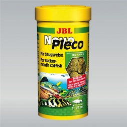 JBL NovoPleco Chips 25 0ml