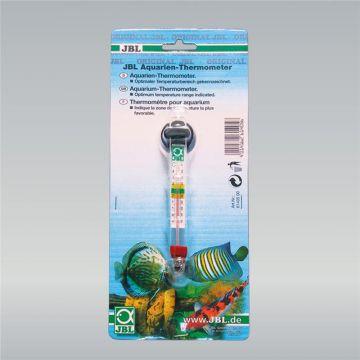 JBL Aquarien-Thermometer, Glas mit Sauger