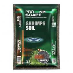 JBL ProScape ShrimpSoil BROWN, 3 l